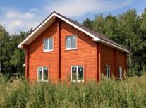 Дом у леса 150 м2