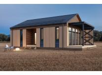 Дом в стиле Barnhouse